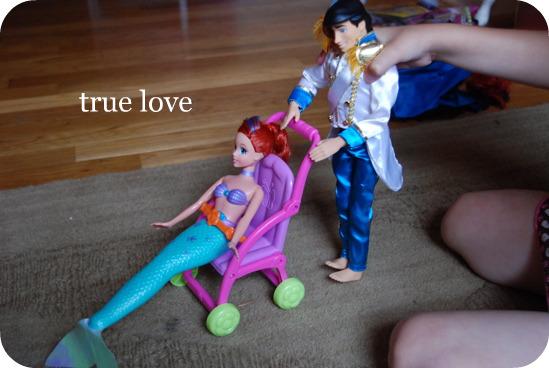true love disney style