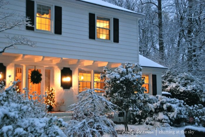 Christmas Homes christmas tour of homes - emily p. freeman -