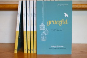 graceful the book