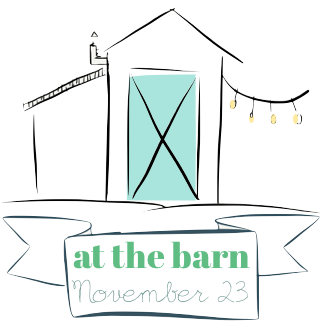 at the barn on november 23