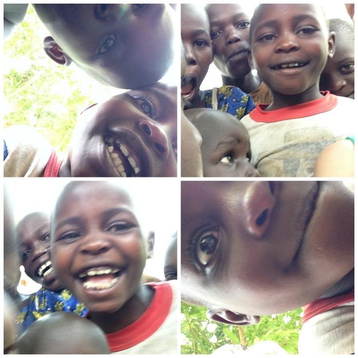ugandan selfies