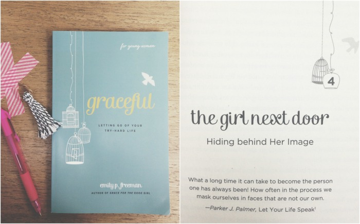Graceful (For Young Women) by emily p. freeman