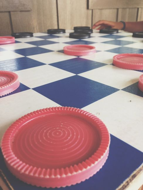 checkers - emily p freeman