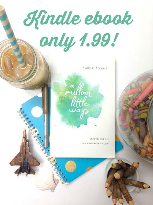 a million little ways ebook sale