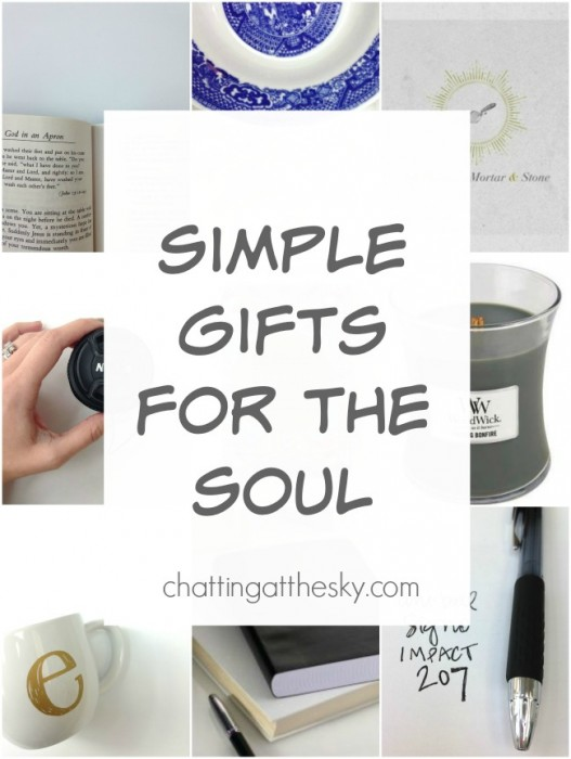 Simple Gifts for the Soul