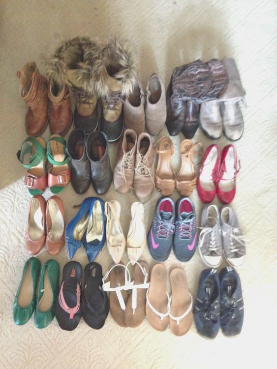 shoes I kept