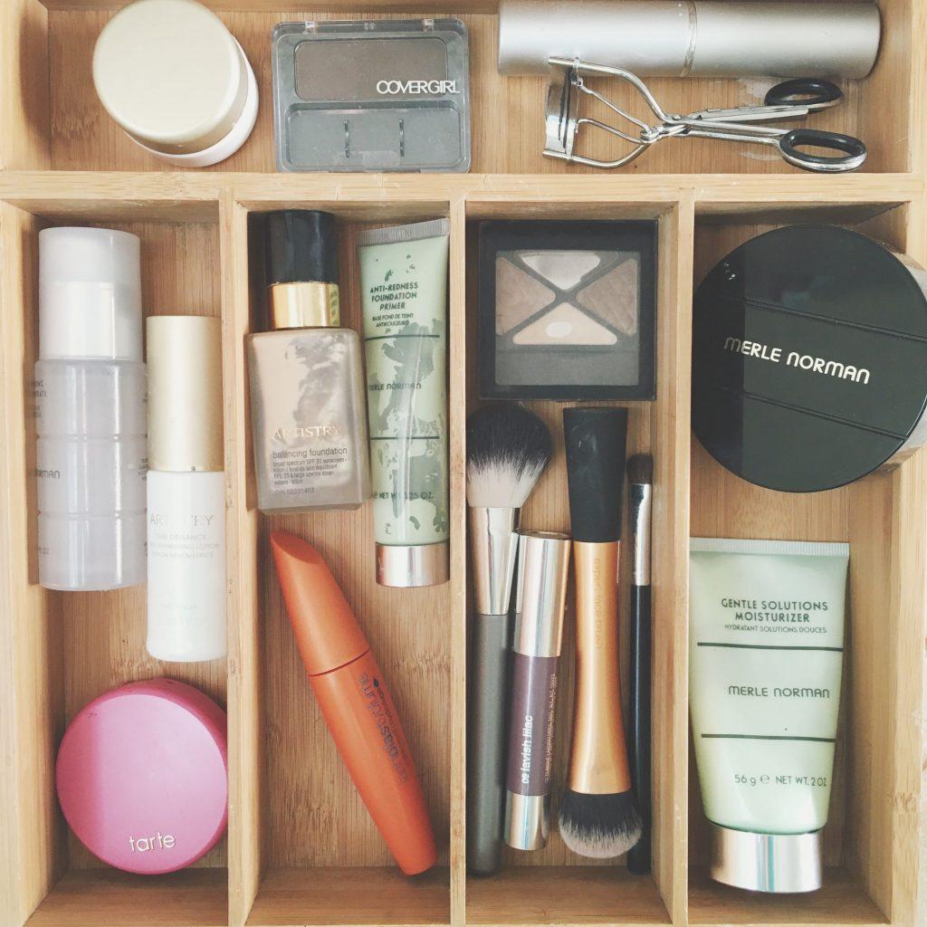 Kon Mari my Makeup