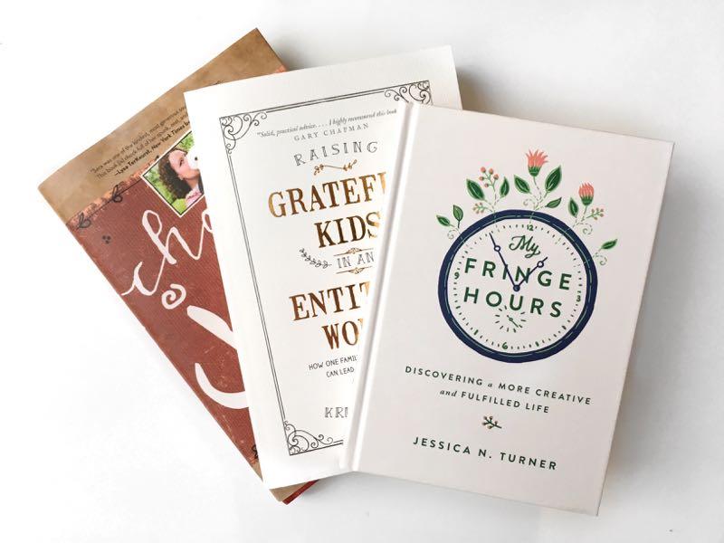 3 New Books!