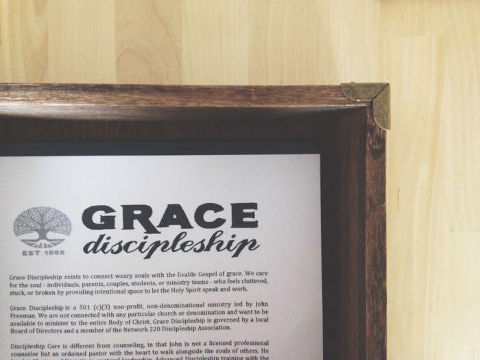 Grace Discipleship