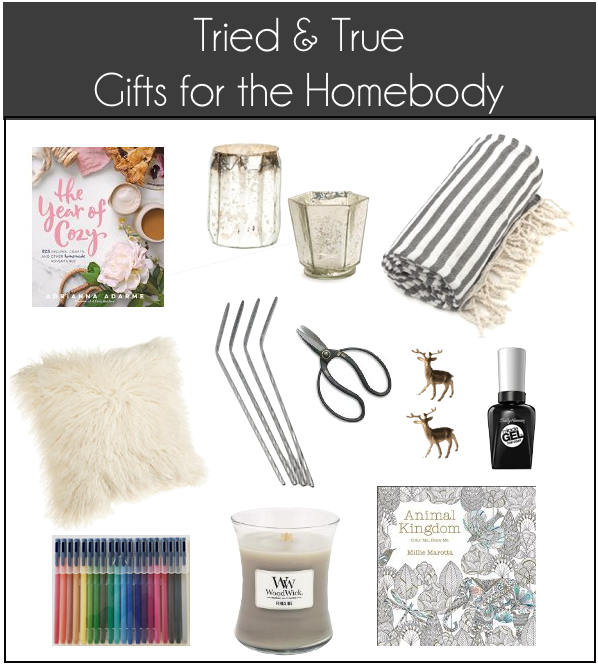 Gifts for Homebodies