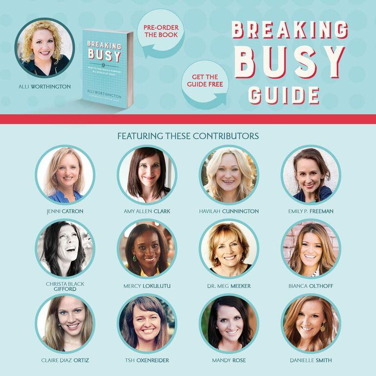 Breaking Busy Guide