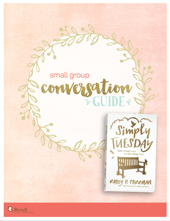 Small Group Conversation Guide