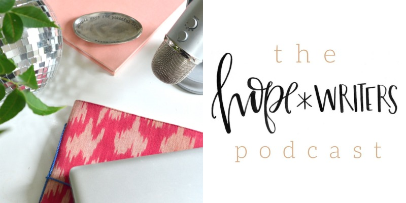 The HopeWriters Podcast