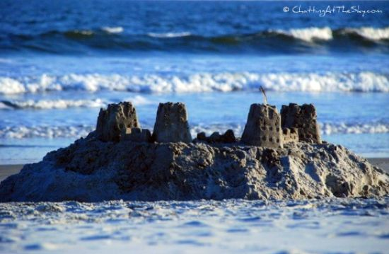 sunset-beach-castle