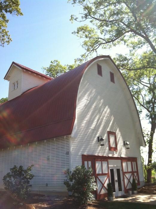 This is The Granary in Winston-Salem, North Carolina.