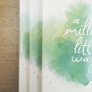 a million little ways