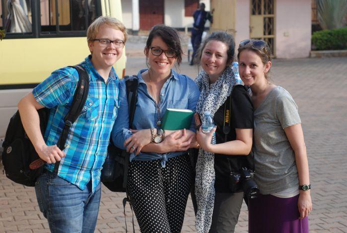 compassion uganda bloggers
