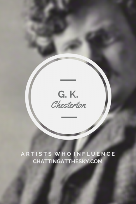 G.K. Chesterton - Artists Who Influence