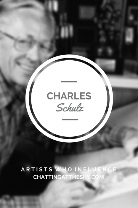 Charles M. Schulz - Artist who Influence