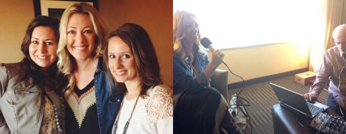 Hopeologie Podcast with Leeana Tankersley