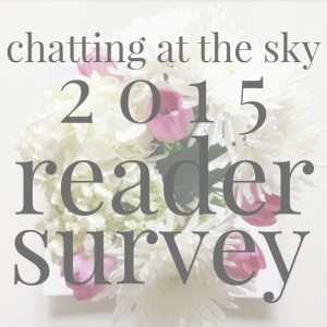 Take the Reader Survey