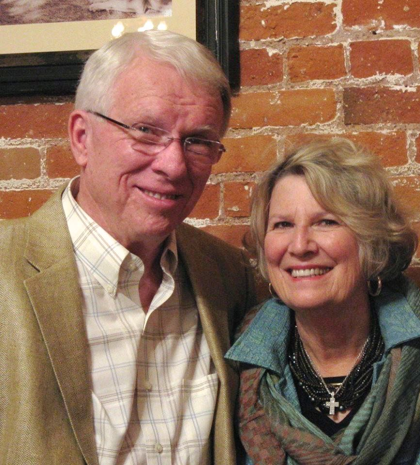 <b>Dr. Larry Crabb</b> author of <i>Fully Alive</i> and <b>Rachael Crabb</b> author of <i>Listen In</i>