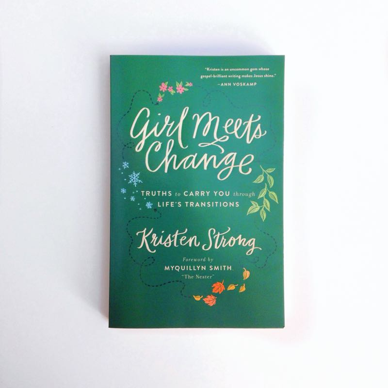 Girl Meets Change by Kristen Strong