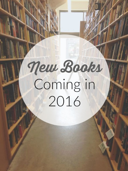 New Books 2016