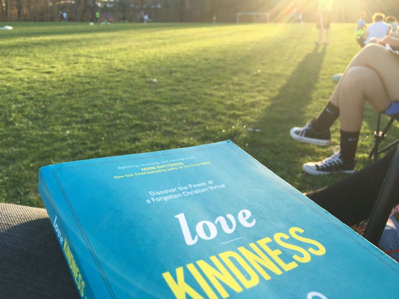 Love Kindness on the Soccer Field