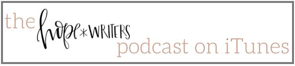 hopewriters on iTunes
