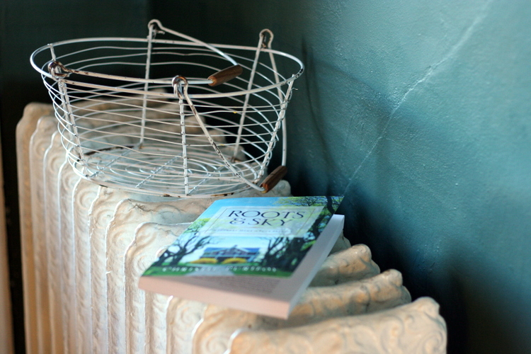 1-Egg basket and book