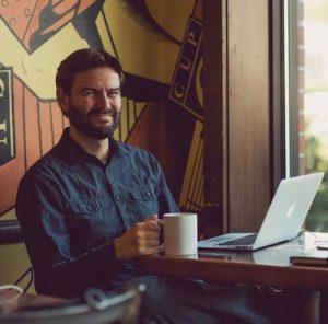 Ed Cyzewski Author Cafe Square