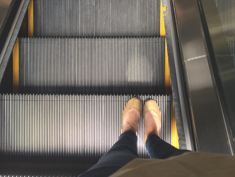Tieks good traveling shoes