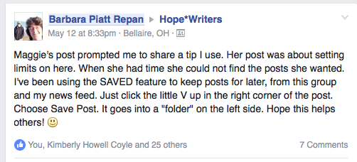 How to Save Posts for Later on Facebook