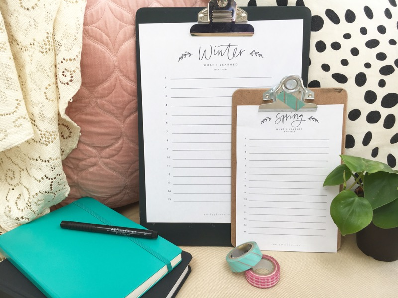 How to Keep Track of What You're Learning