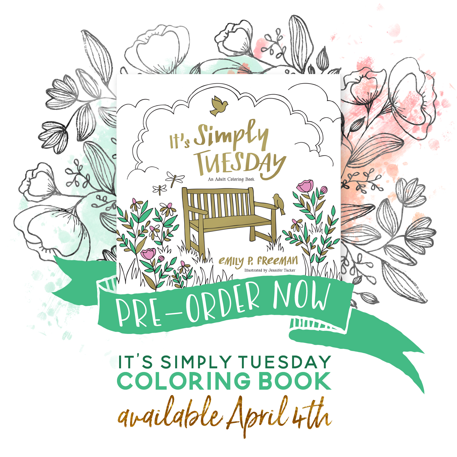 Simply Tuesday CB PreOrder