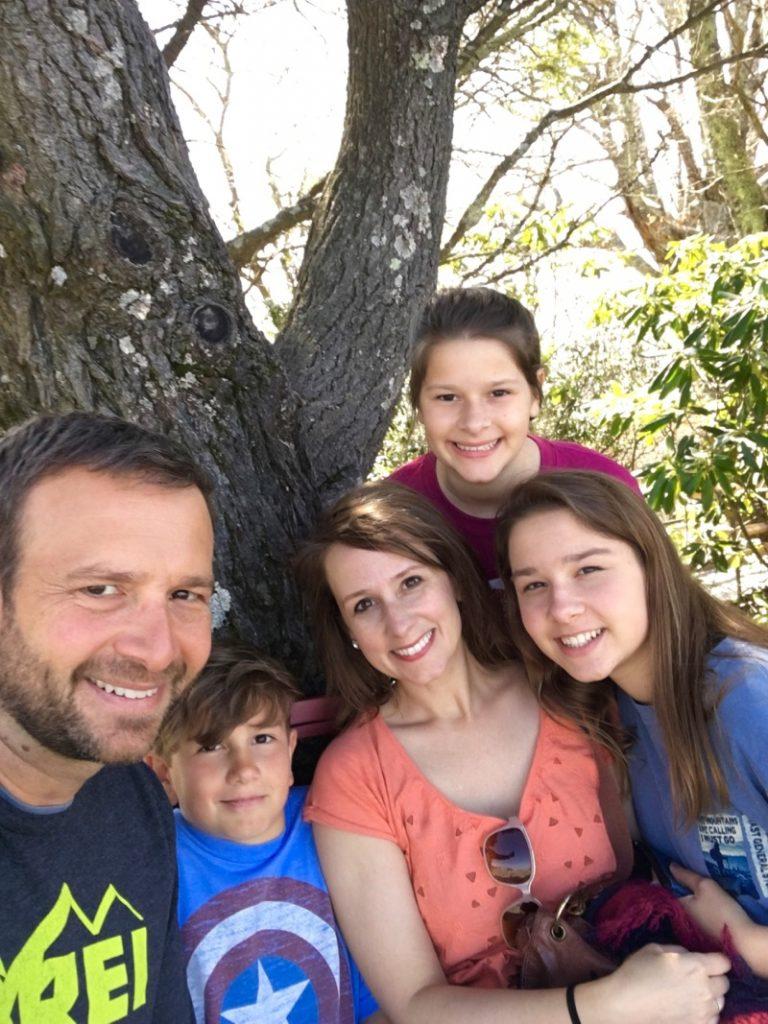 Emily P Freeman family