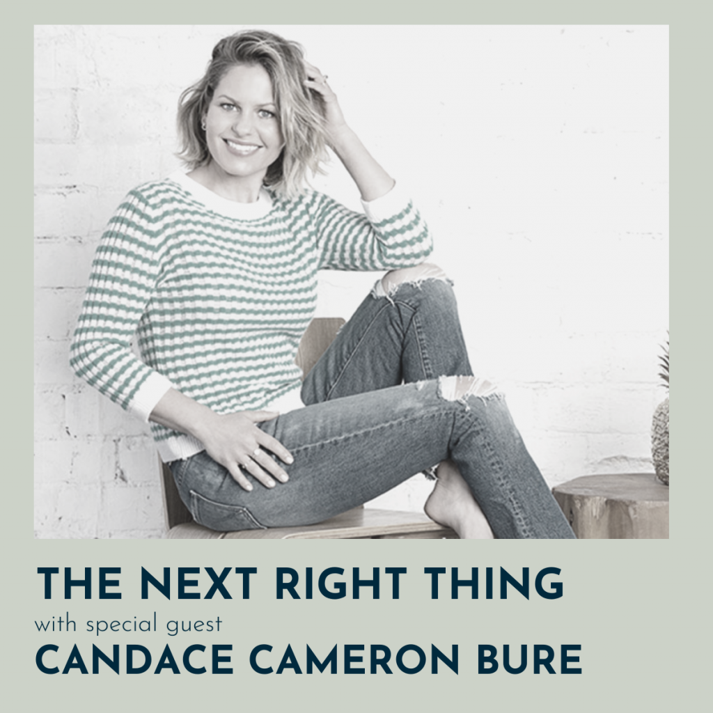 35: Be Kind (with Candace Cameron Bure)