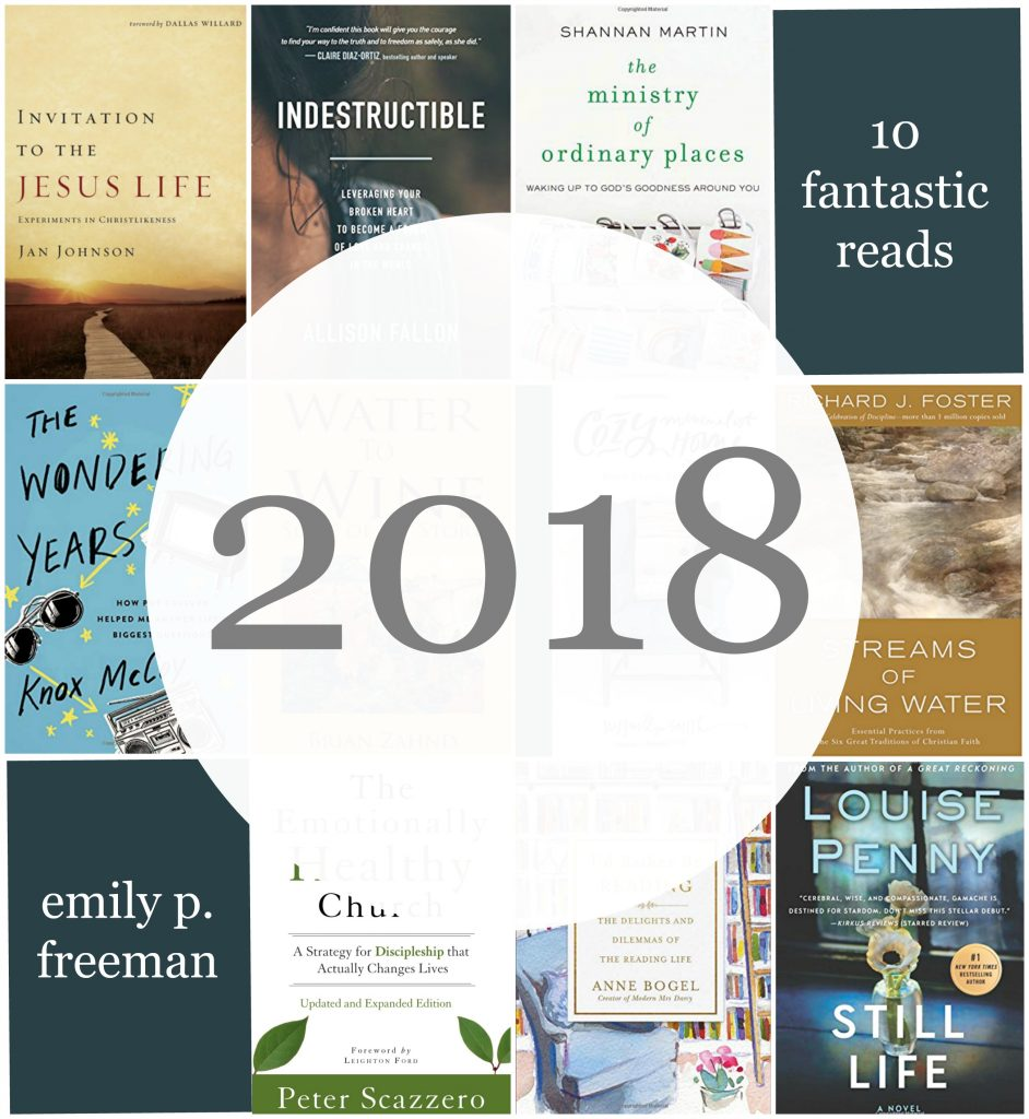 books I've read (or want to read) Archives - emily p  freeman