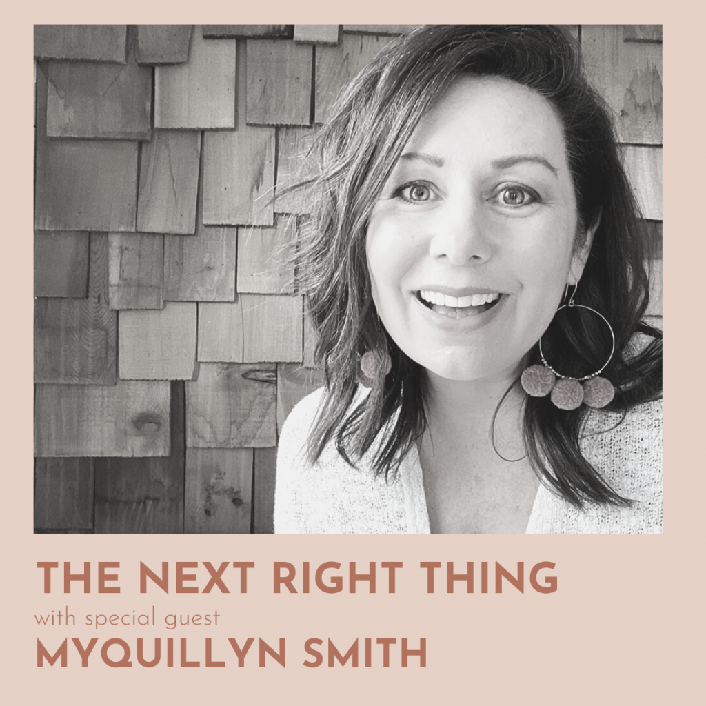 143: At Home: Start With Your Senses (with Myquillyn Smith)