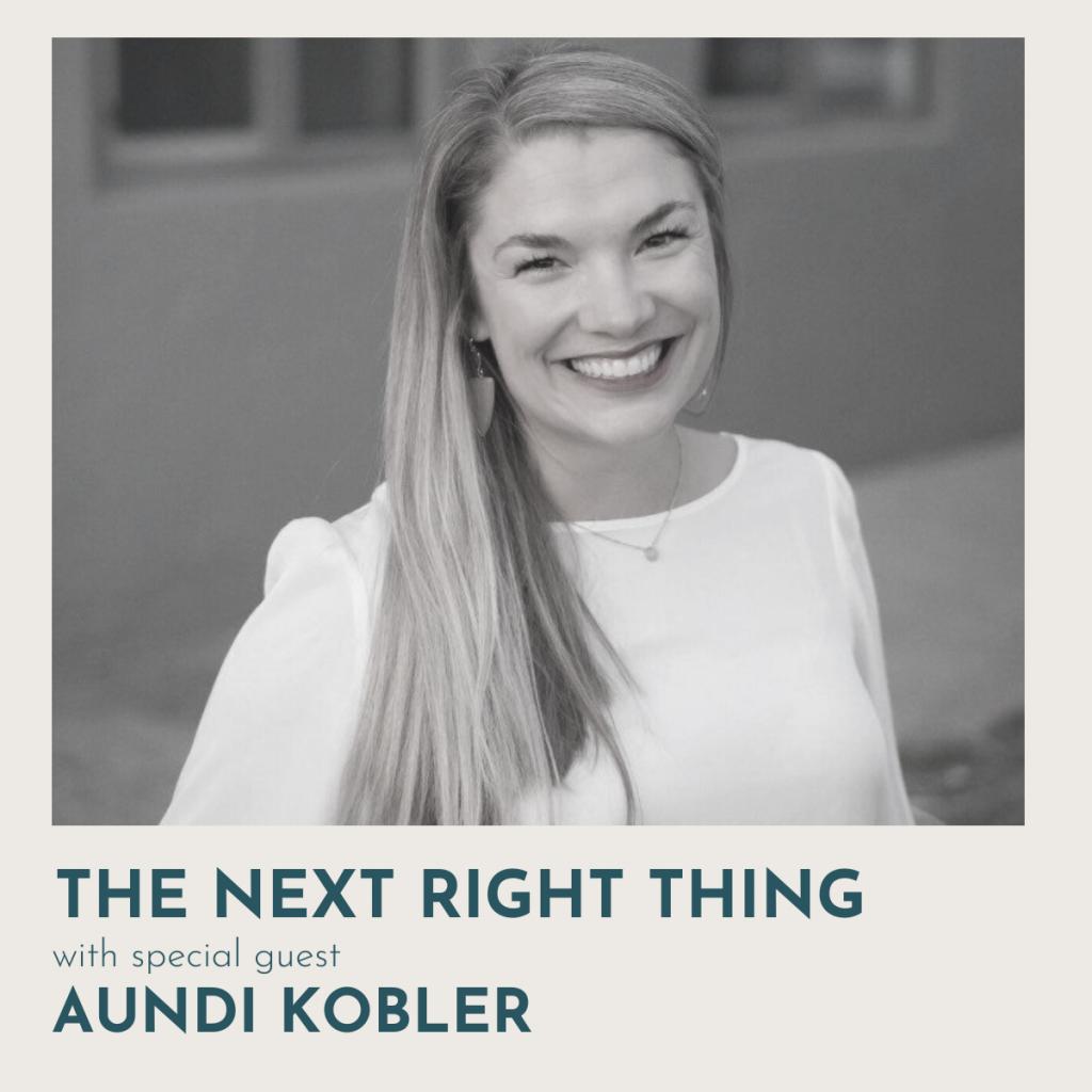 170: Try Softer with Aundi Kolber