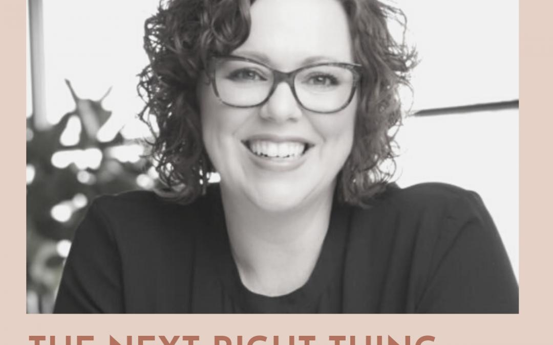 179: Stop Overworking with Megan Hyatt Miller