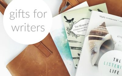 12 Gift Ideas for the Writer in Your Life