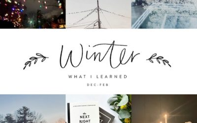 What We Learned This Winter